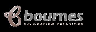 Bournes Relocation Solutions logo