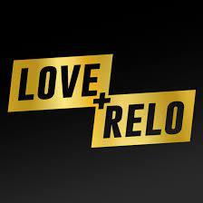 Love + Relo logo